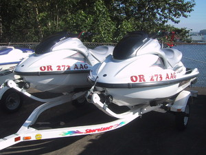 2000 Yamaha Waverunner GP1200R - 10' Other PWC for Sale in