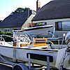1988 boston whaler montauk - 17 foot