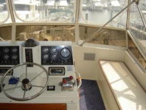 1985 Viking Viking 44 - 44' Aft Cabin Boat for Sale in Baltimore