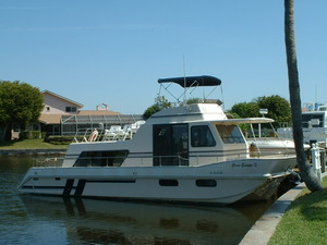 1990 Holiday Mansion - - 41' Houseboat for Sale in Fort
