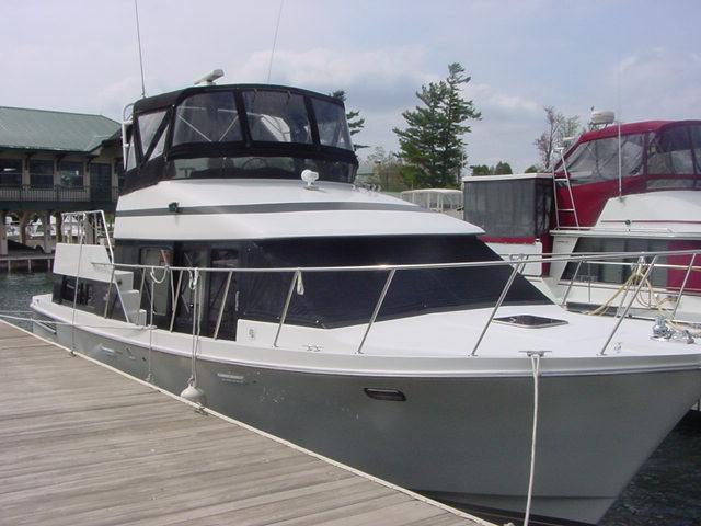 1991 Tollycraft Sport Yacht pictures