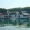 2005 fantasy custom yachts houseboat