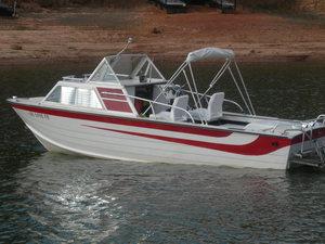 1977 Starcraft Cruiser   18u0027 Cuddy Cabin Boat For Sale In Stone Mountain,  Georgia