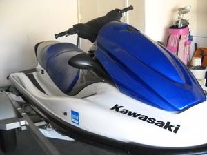 2008 Kawasaki STX-15F - 10' Jet Ski for Sale in Bayfield, Colorado