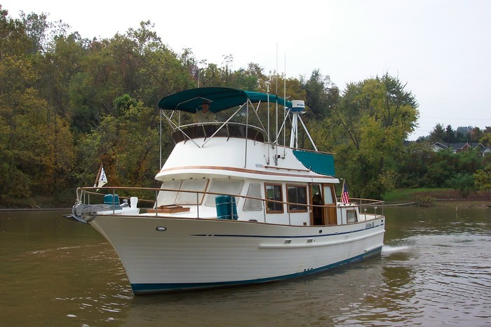 1985 Albin Yachts Double Cabin pictures