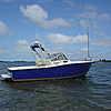 1999 albemarle 26ex - 26 foot boat is