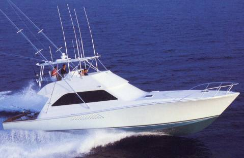 2000 Viking Yacht 55 Convertible pictures